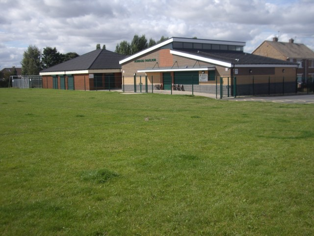 Church Balk Centre and Howard Pavilion