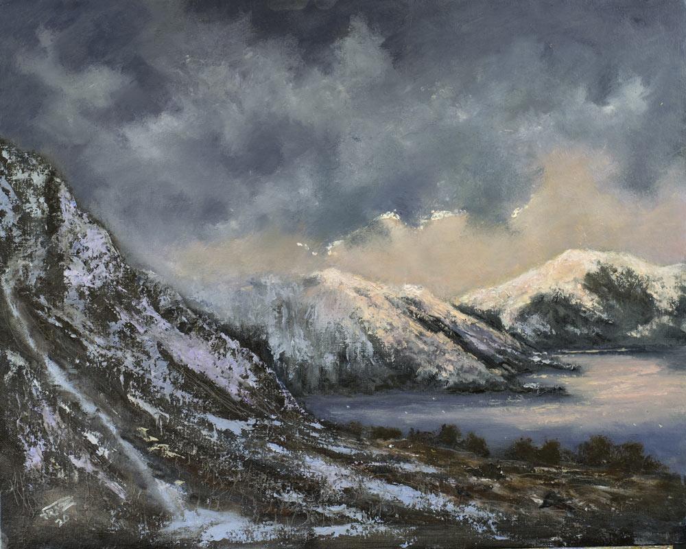 Breaking Light by Stuart Fraser