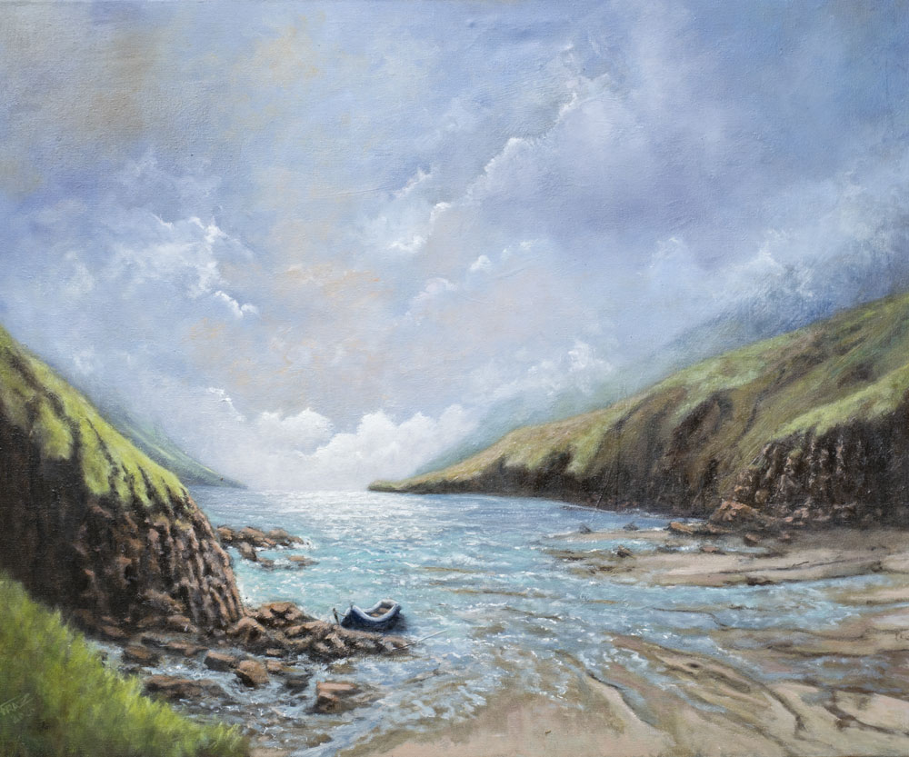Running Tide by Stuart Fraser