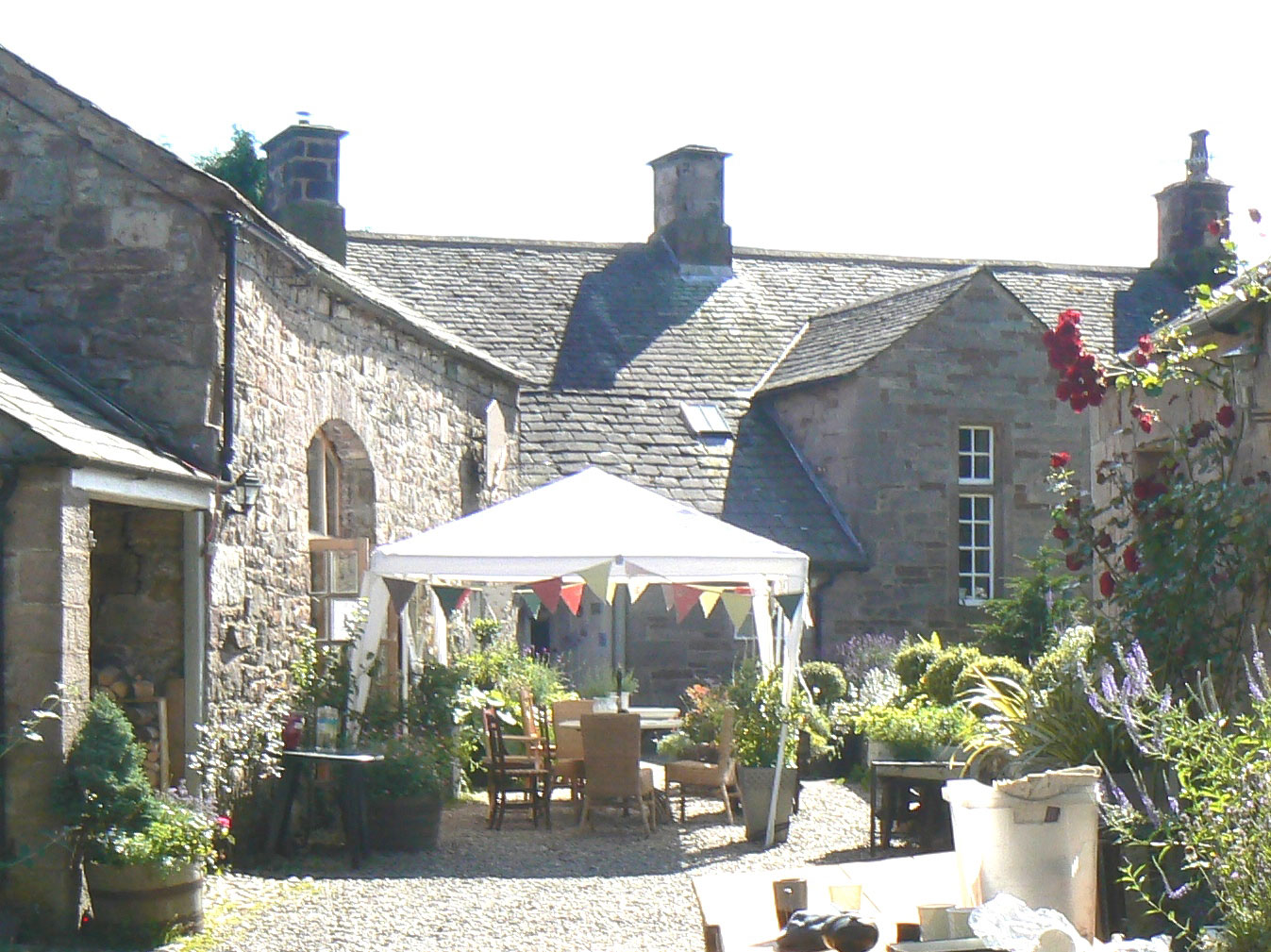 Greystoke Craft Barns