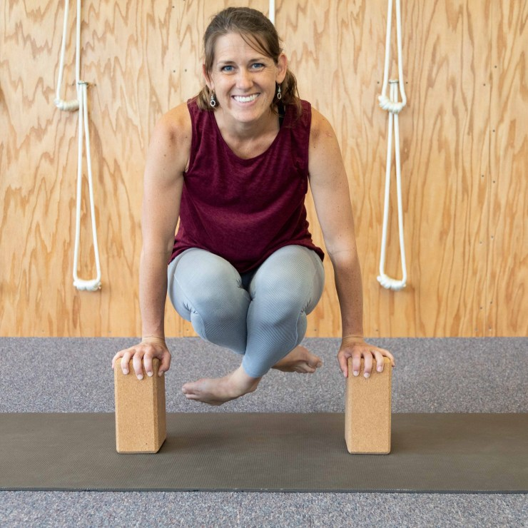 Hips and Core Yoga Class