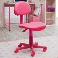 Study-Zone-II-Computer-Desk-Chair-Pink-Girly-Design | Eden ...