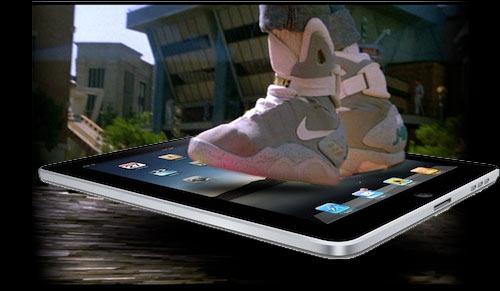 iPad Hover Board