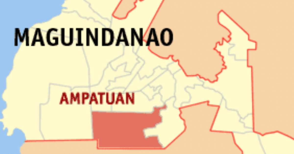 Ampatuan, Maguindanao