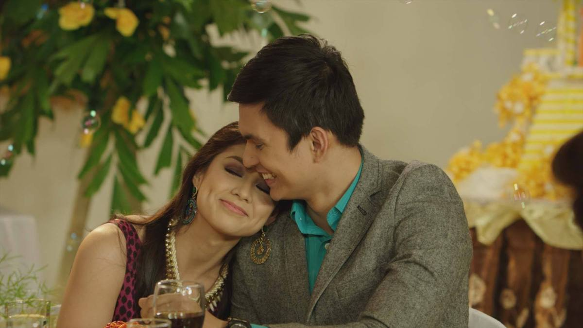 """Carla Abellana and Tom Rodriguez in """"So It's You"""""""