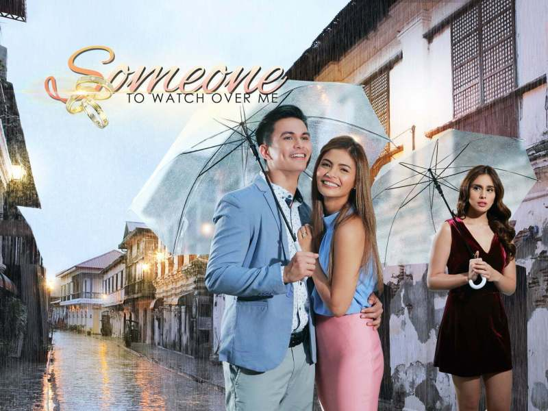 """""""Someone to Watch Over Me"""" stars Tom Rodriguez, Lovi Poe, and Max Collins"""