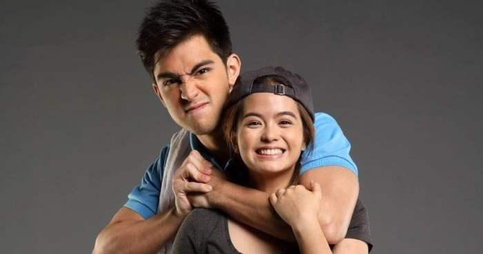 Derrick Monasterio and Bea Binene