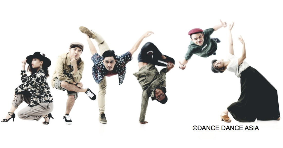 Top dancers from across Asia to perform exciting collaborative street dance show in Manila