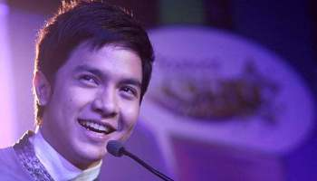 Alden Richards (Jerome Ascano/NPPA Images)