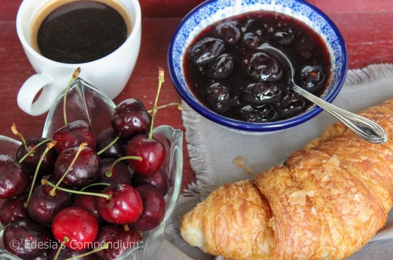 Marmellata di Ciliege (Italian Cherry Preserves)