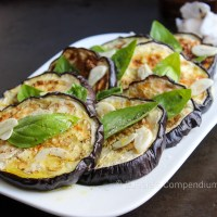 Broiled Eggplant