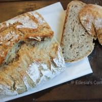 German Style Gray Bread (Graubrot)