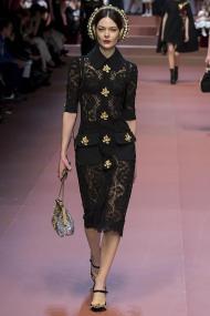 Ready-to-Wear Dolce & Gabbana A/W 2015