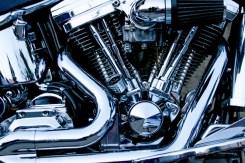 Anthony's Harley