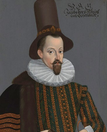 James VI gallery image - StAlbans portrait subject error