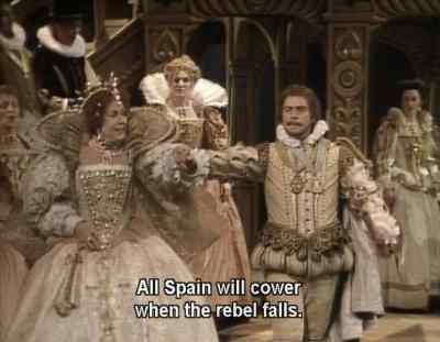 Britten Gloriana - All Spain will cower when the rebel falls