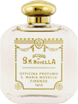 bottle of Acqua della Regina/SMN as now sold