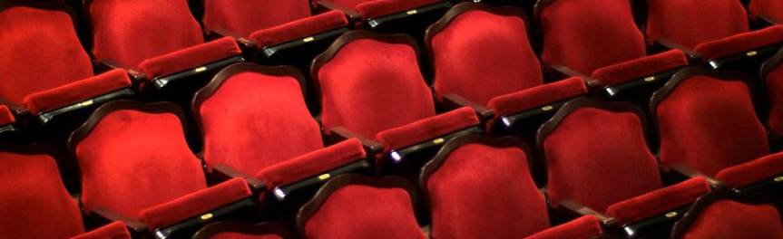 Banner - empty theatre seats - edevere17 Patreon experiment conclusions