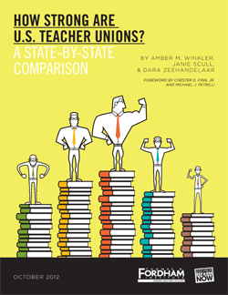 How Strong Are US Teacher Unions A StateByState