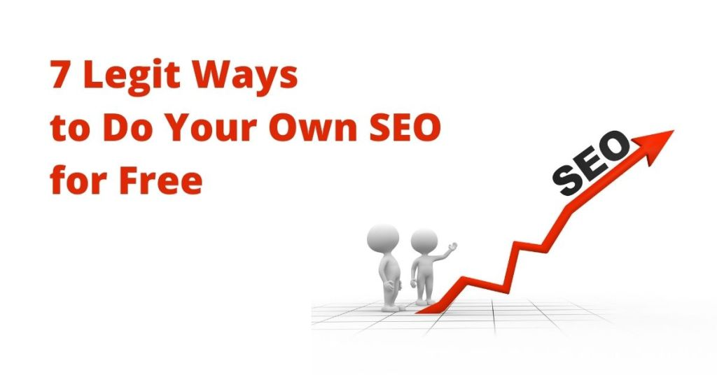 Do Your Own SEO for Free