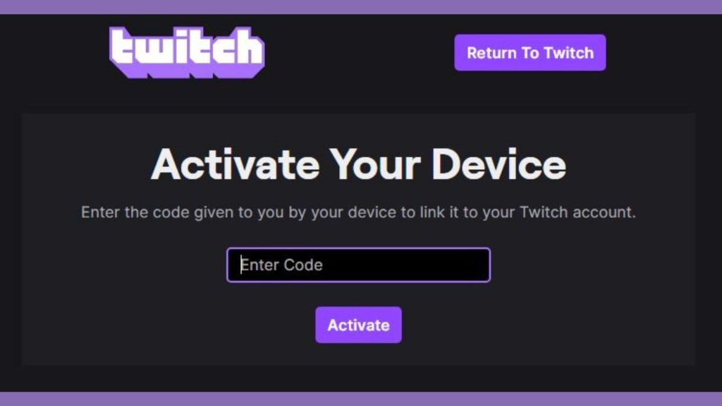 Activate Twitch TV Easy Guide on Fire TV, PS4, PS5, and Xbox