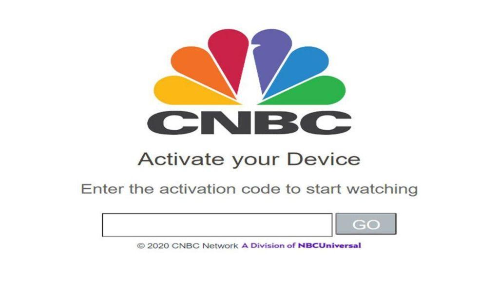 cnbc.com/rokutv activate device