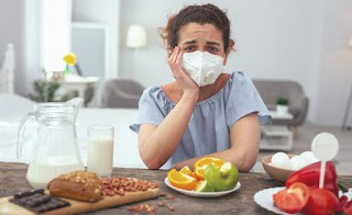 Allergies and healthy living