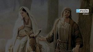 ¿Es cierto que Jesús es hijo de José y María?