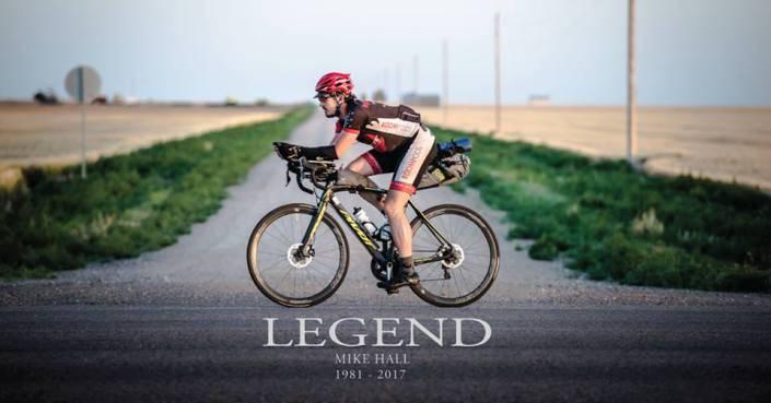 Mike Hall RIP