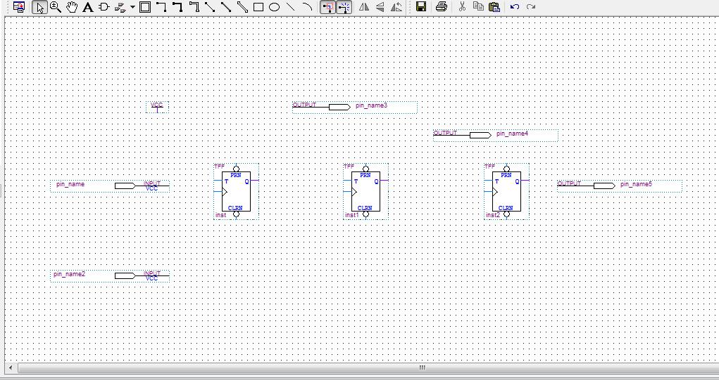Quartus/Modelsim Tutorial