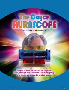 The Cayce Aurascope