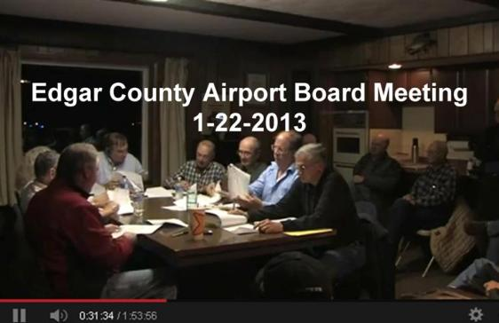 Airportboardmeeting