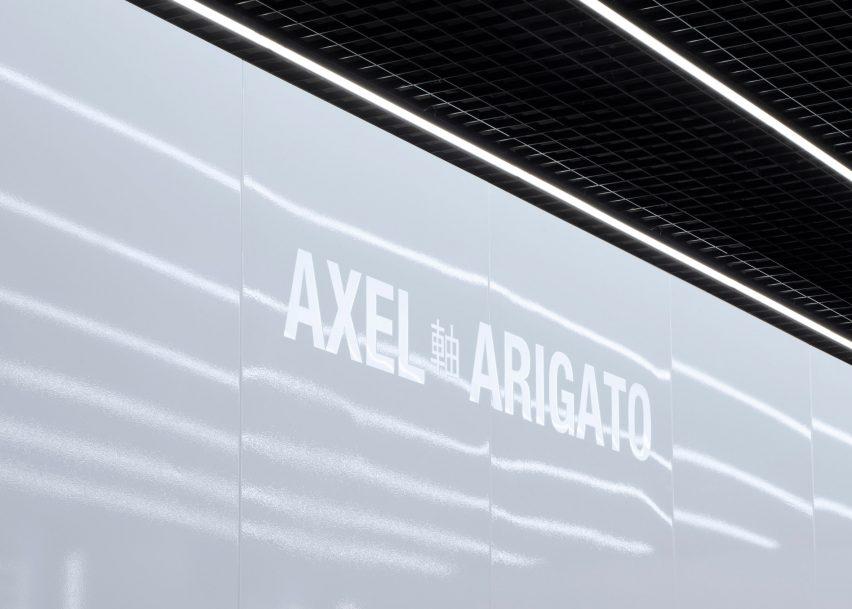 boutique Axel Arigato