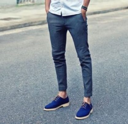 chaussure homme grand