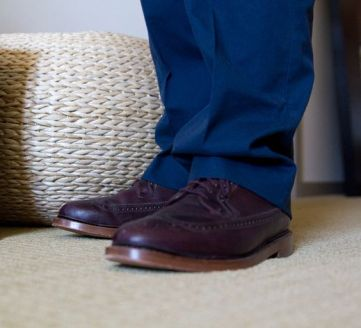 comment s'habiller quand on est petit longueur de pantalon