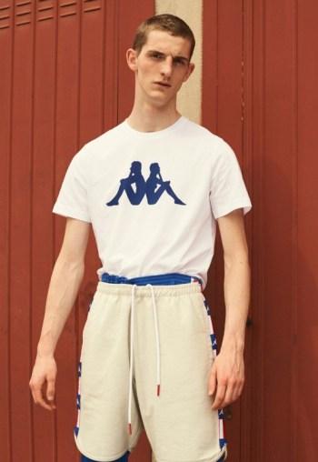 Look streetwear Kappa pour homme