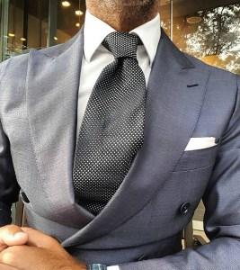 choisir son noeud de cravate pour événements