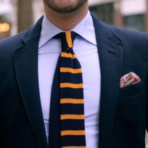 les conseils pour bien choisir son noeud de cravate