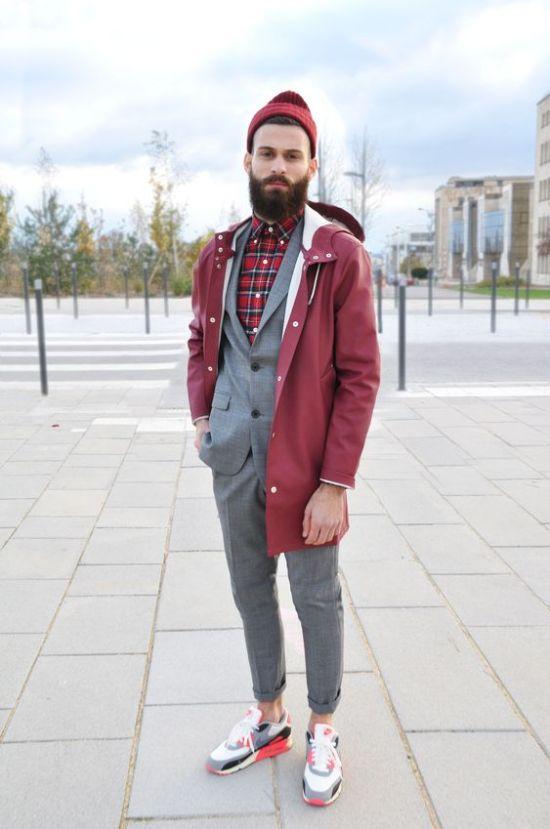 Assortir les couleurs de vos vêtements pour homme