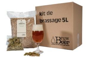 fête des pères kit de brassage brew&beer