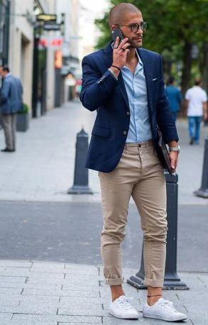 comment s'habiller à un premier rendez-vous chino homme