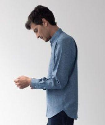 chemise selon son budget pour homme en coton japonnais