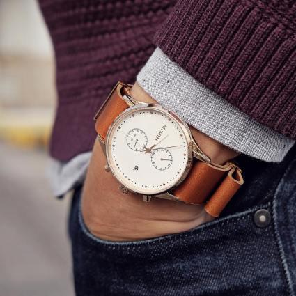 bien choisir sa montre à cadran plat pour homme