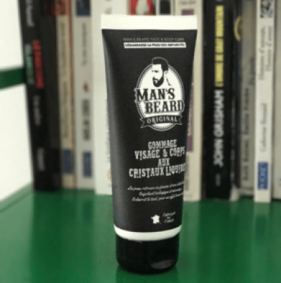Comment bien tailler sa barbe soin gommage pour homme