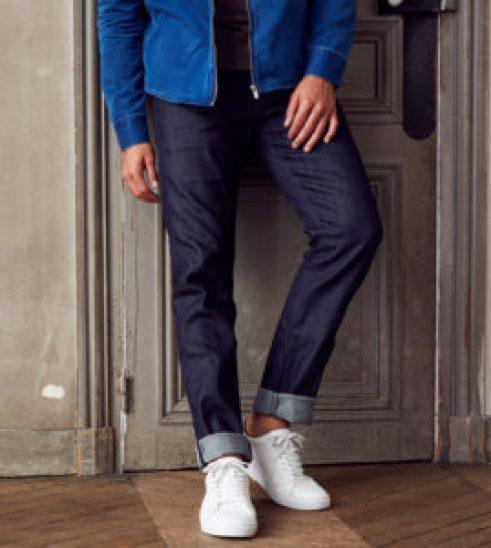 Guide pratique du jean pour homme le jean brut