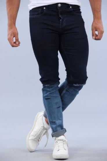 le guide pratique du jean pour homme technique de délavage jean tie and dye
