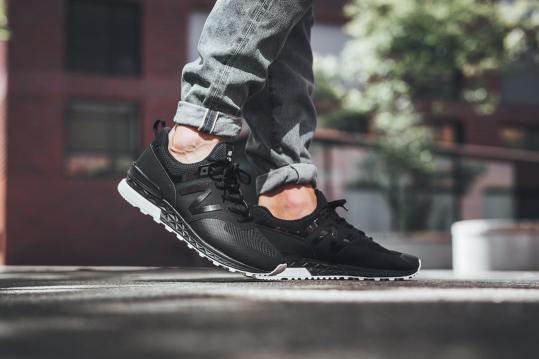 Le meilleur de la sneaker street New Balance noir