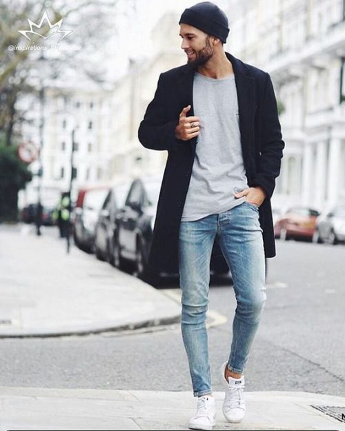 tenue homme idée de look streetwear homme