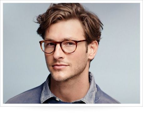 comment bien choisir ses lunettes selon son visage ? morphologie homme visage carré lunette edgard