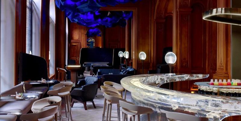 Les adresses découvertes de Paris plazza athénée bar cocktails mixologie